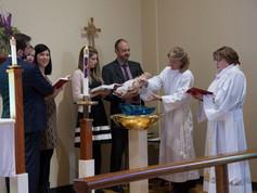 Baptism of Noelle Jean
