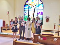 Baptism of Margaret Ann