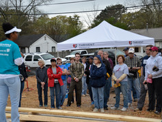 Lutheran Coalition Habitat Build
