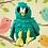 Thumbnail: Pollito verde