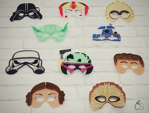 Star Wars StarFaces
