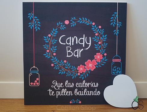 "Cartel ""Candy Bar"""