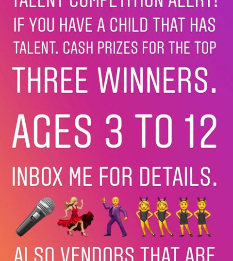Little Creations Talent Competition