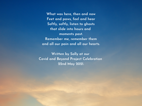 Covid and Beyond project: Final Celebration Day