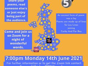 Cross-Pollination Poetry Open-mic night 5