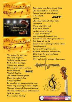 Week 17 - Writing to music - De Falla.pn