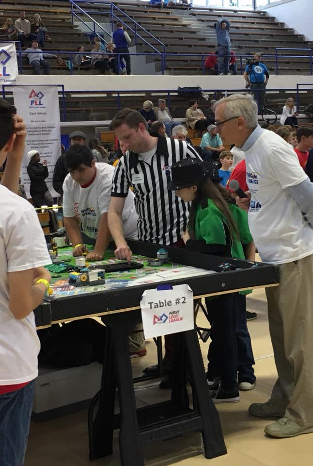 2017 Louisiana FLL State