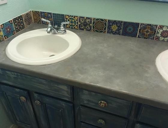 Customize that bathroom cabinet!!