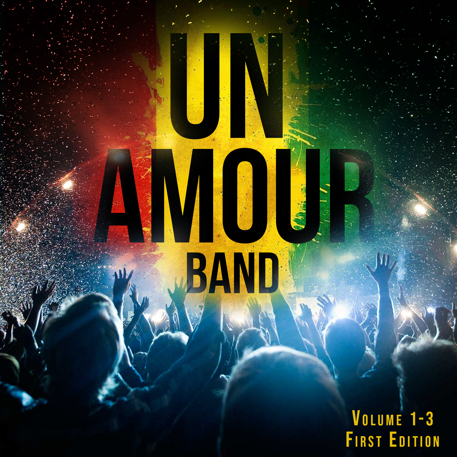 Un AmOur Band 1-3 edition