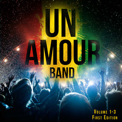 un amour band front 1-3 edition