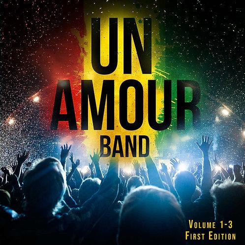 Un AmOur Band Volume 1-3