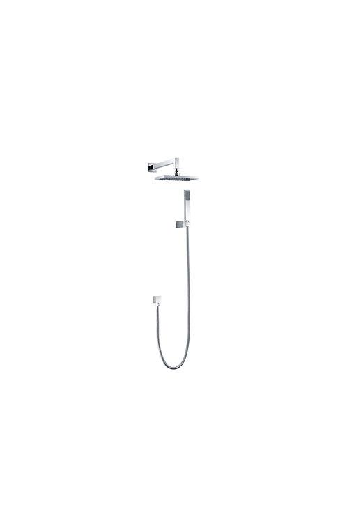 Semi In-wall shower set