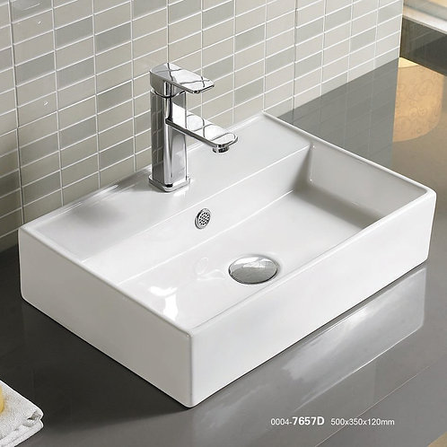 Over Counter or Wall Hung Basin