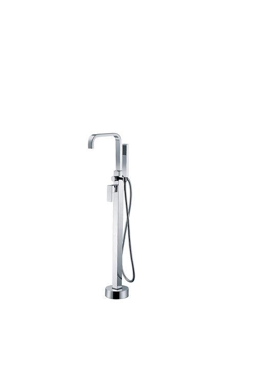 Freestanding classic bath mixer