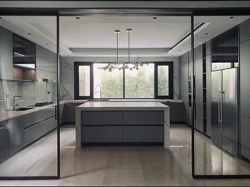Kew - Elegance T'er SUN custom kitchen