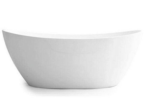 1700mm Premier Royal Oval bathtub