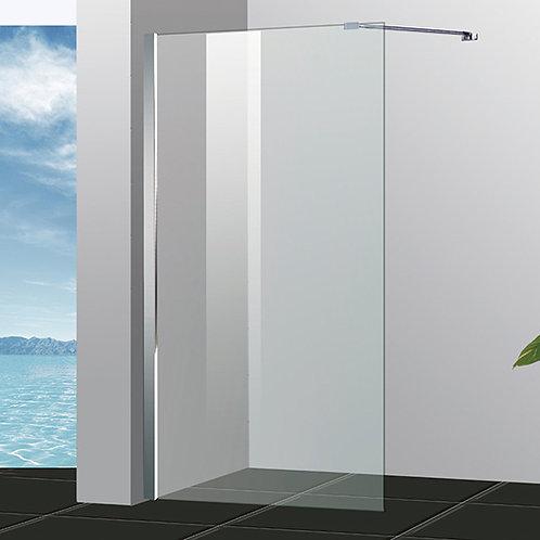 Restocking - 900mm Showerscreen 8mm Glass