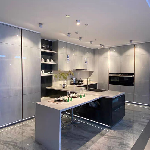 Commercial display kitchen
