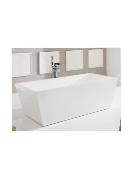 Classic Square Bathtub