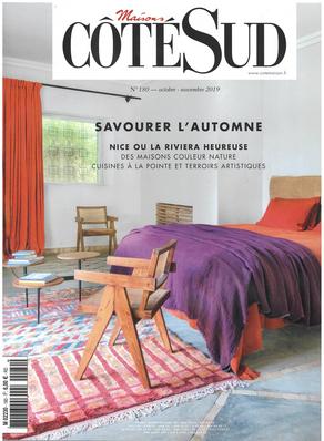 Maisons Côté Sud, Octobre- Novembre 2019