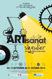 ARTisanat singulier, exposition