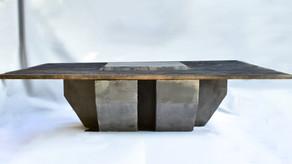 Table sculpturale