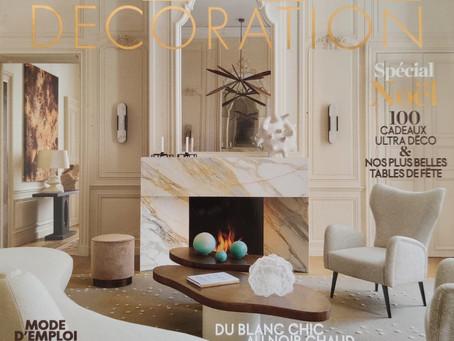 ELLE Décoration- Décembre 2019