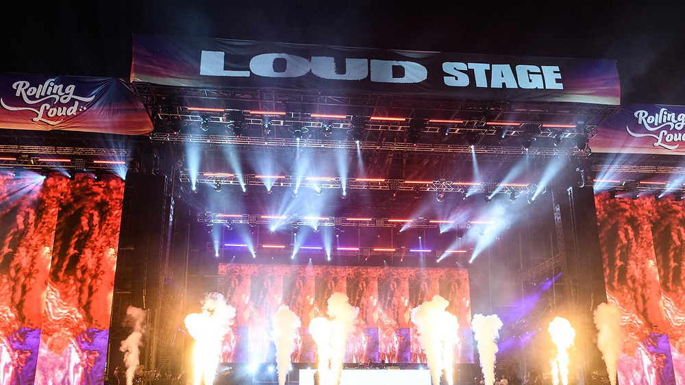 Rolling Loud Stage NY