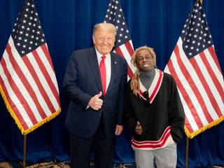 Lil Wayne Endorses Trump Days Before The Election