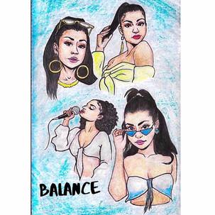 Balance - Shannon Sionna