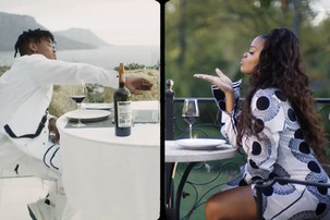 South African Rapper Nasty C & Ari Lennox