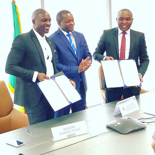 Akon Finalizes His Own City In Africa