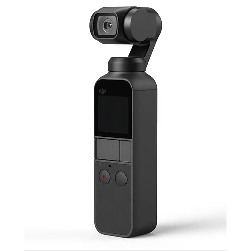Osmo Pocket with 32gb Micro SD
