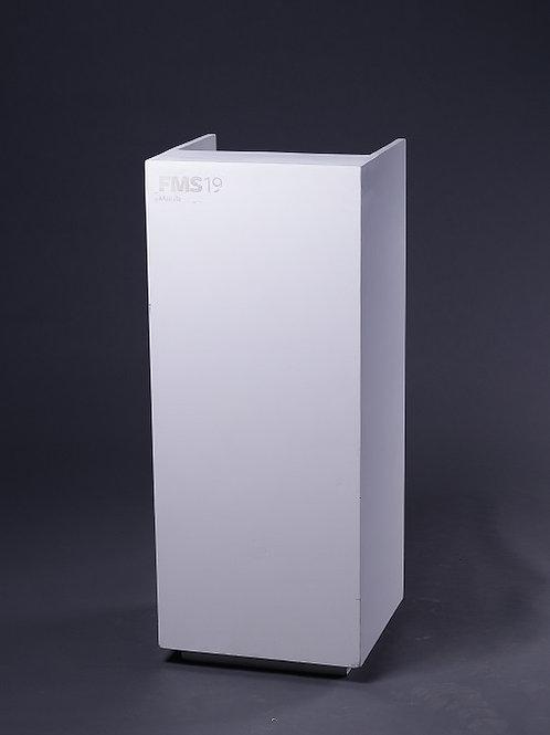 Pedestal with Storage