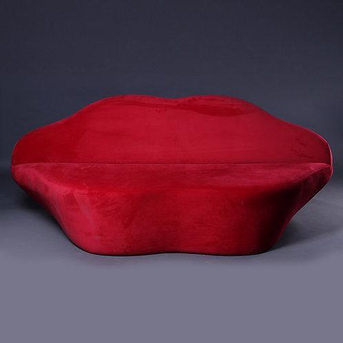 2-Seater Lip Sofa