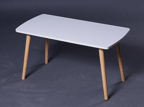 Rectangular White Coffee Table
