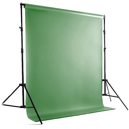 Chroma Green Paper Background