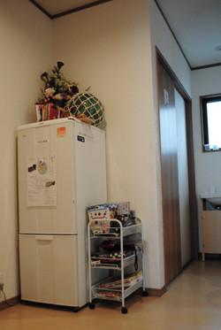 共用の冷蔵庫やおもちゃなどもご準備しております