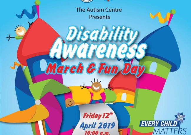 Disability Awareness March