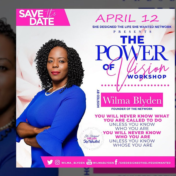 The Power of Vision Worksop 2019