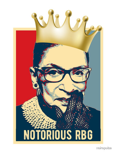 The Power of the Notorious RBG