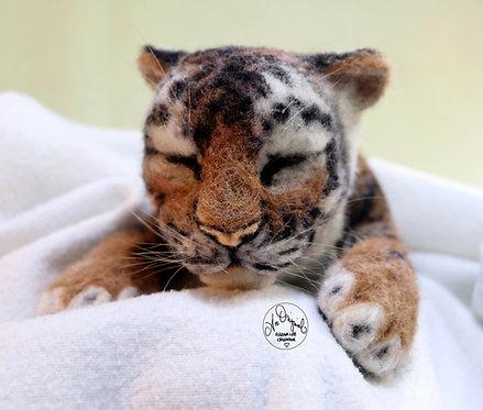Tiger Cub Puppet