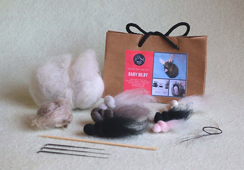 Baby Bilby Felting Kit