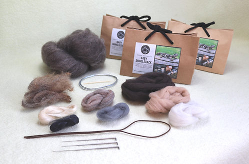 Baby Shingleback Felting Kit