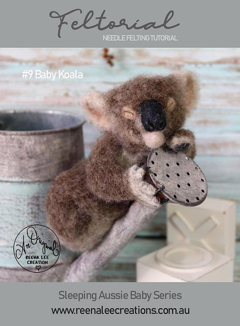 #9 Baby Koala Feltorial
