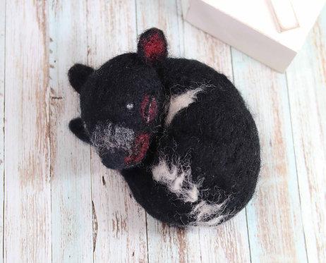 Baby Tassie Devil Sculpture