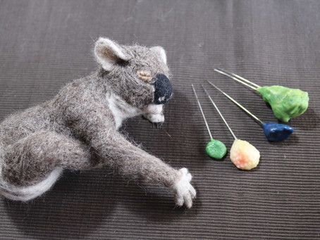Which felting needle to use?