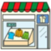 tiendas de moda accesibles con pictogramas por ilearntap en Barcelona