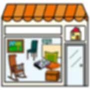 tiendas de productos y servicios de hogar accesibles con pictogramas por ilearntap en Barcelona