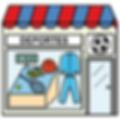tiendas de complementos de deporte accesibles con pictogramas por ilearntap en Barcelona